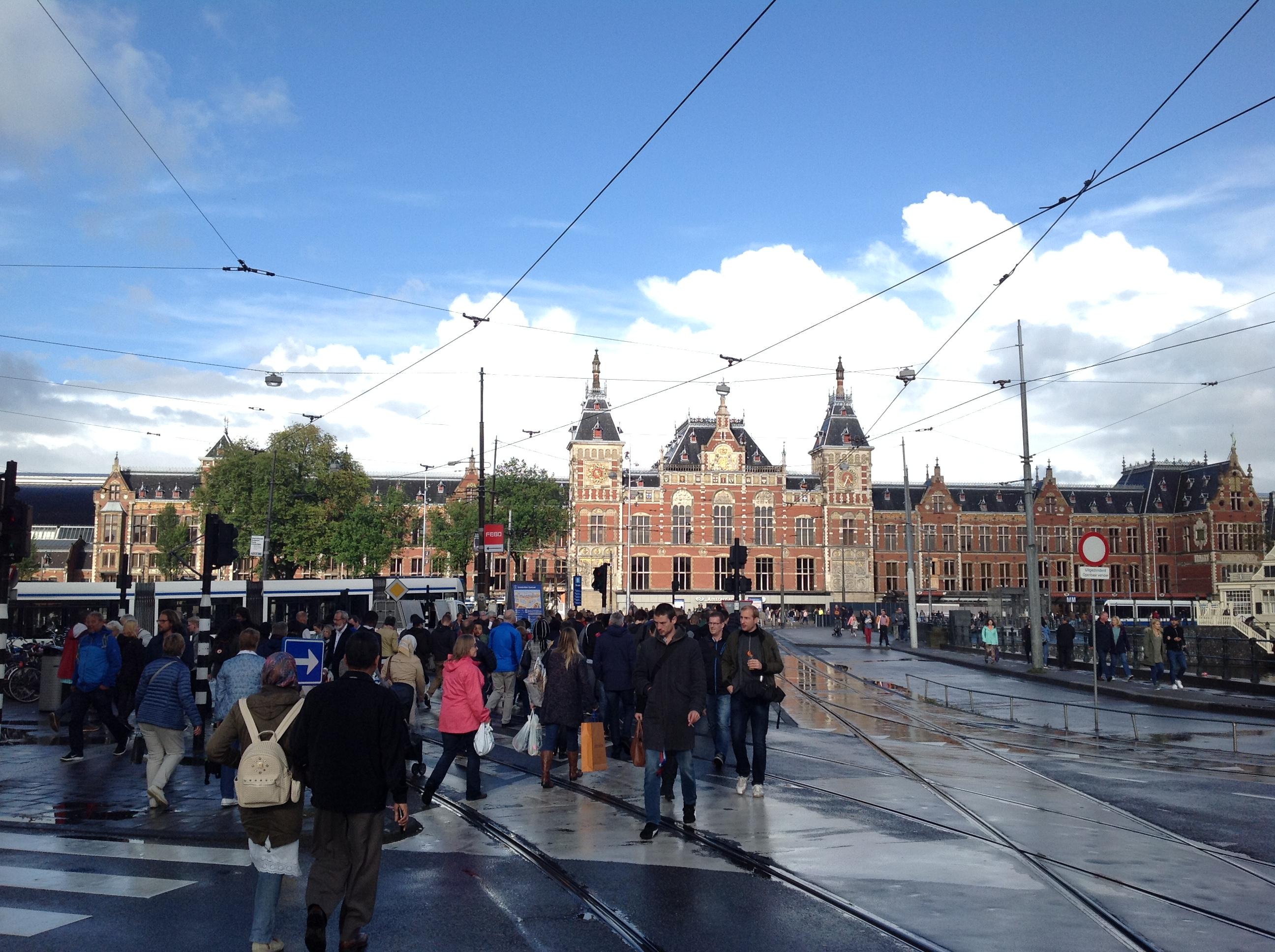 世界中の人が暮らすオランダ あなたはなぜここに?